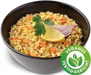 Vegetables & Quinoa